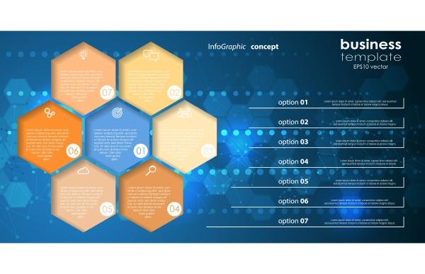 infografik prozessgrafik grafikvorlage