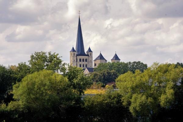 historisches kloster brauweiler ein ehemaliges benediktinerkloster