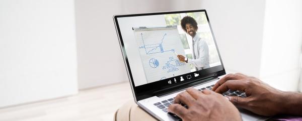 webinar oder meeting fuer virtuelle online