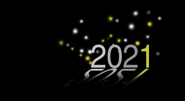 glueckliches neues jahr 2020