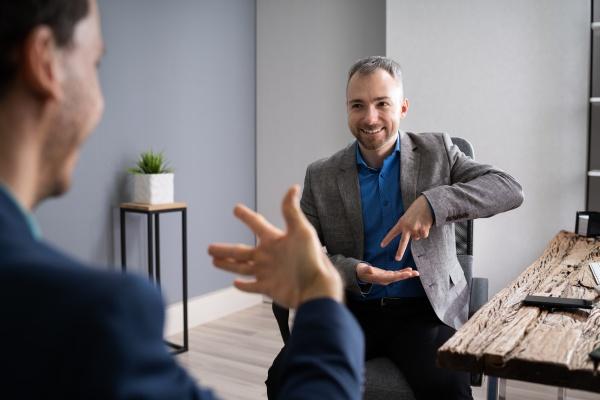 gebaerdensprache fuer gehoerlose lernen