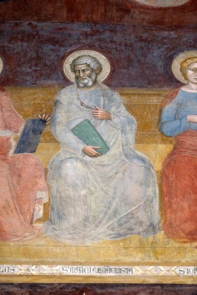 markus evangelist detail des triumphes des