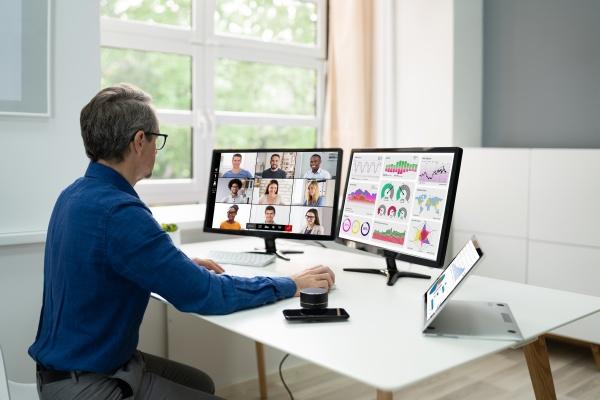 webinar meeting telework fuer online video