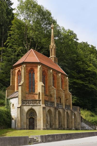 deutschland bayern oberbayern kiefersfelden koenig ottokapelle