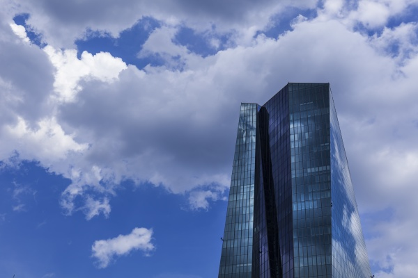 deutschland frankfurt europaeische zentralbank