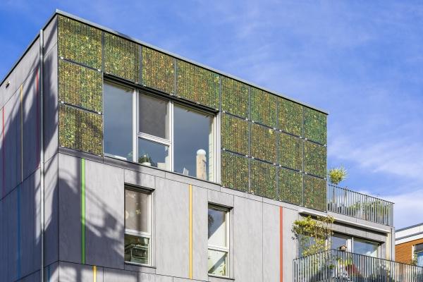 deutschland baden wuerttemberg tuebingen modernes energieeffizientes