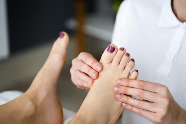fuss spa massage und reflexzonenbehandlung