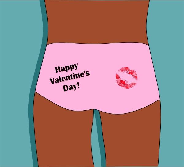 valentinstag sexy mann herren unterwaesche oberkoerper