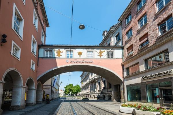 architektur von muenchen bayern deutschland