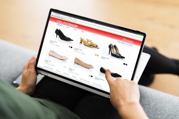 online e commerce shopping auf convertible