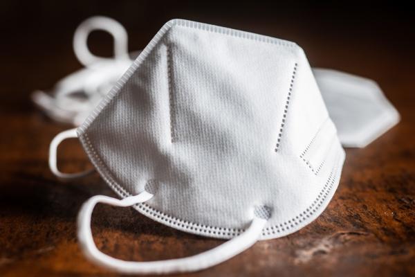 kn95 atemschutzmaske zum schutz vor dem