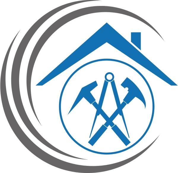 dachwerkzeuge dachdeckerwerkzeuge dachdecker logo hintergrund