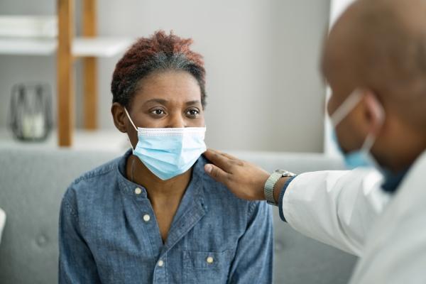 arztpflege und patient