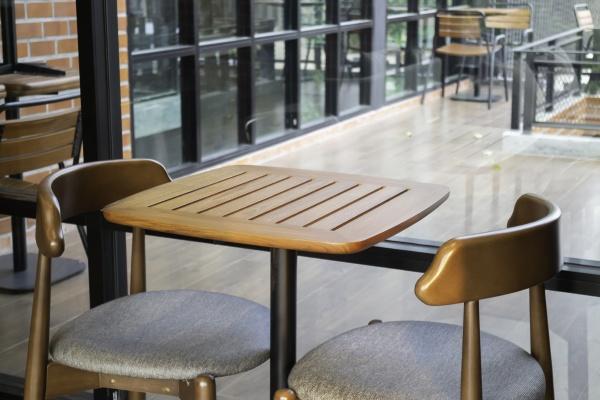 modernes coffeeshop design interieur