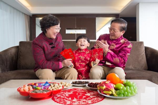 familie drei viertel lang 60