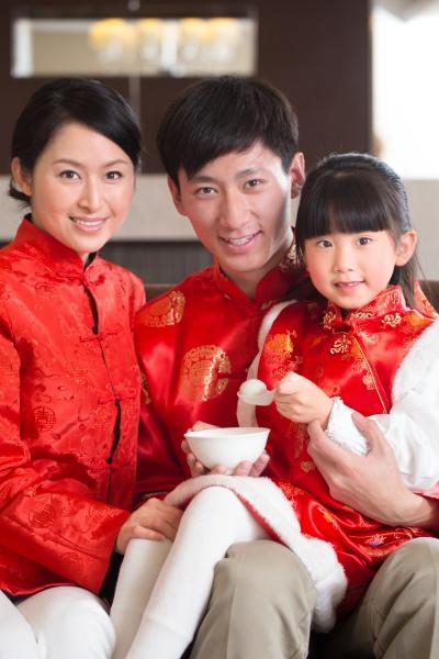 orientalische chinesische elemente chinesische neujahr partner