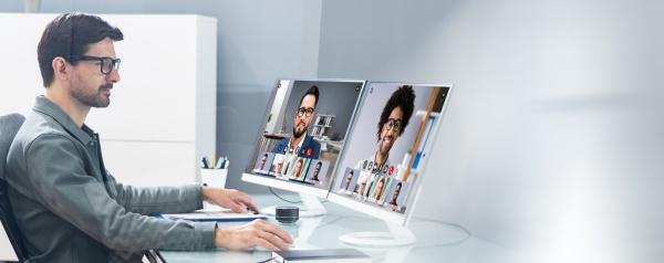 video konferenz training online