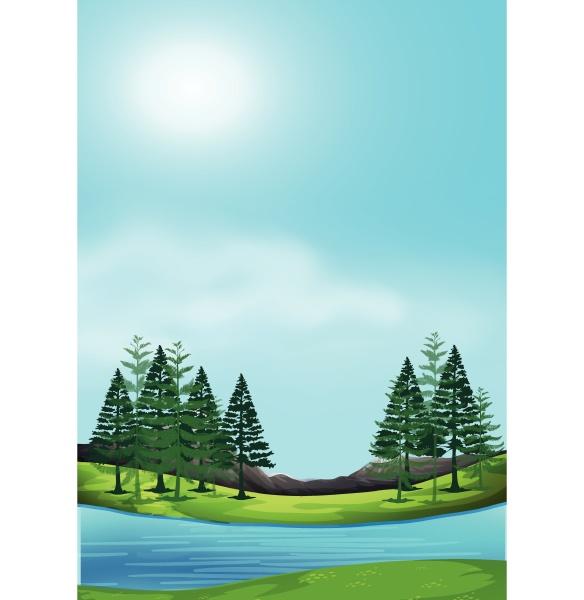 eine, wunderschöne, naturlandschaft - 30209485