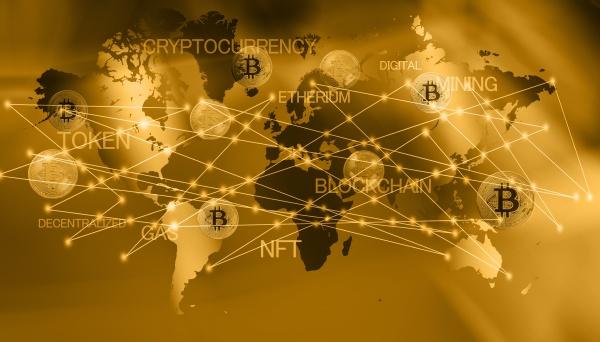 weltkarte mit bitcoins cgi