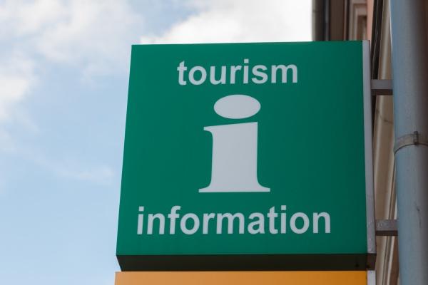 touristeninformationsschild