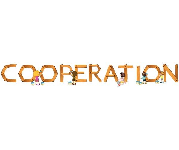englisch, wortkooperation - 30418678