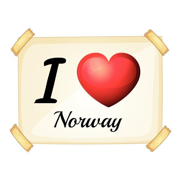 norwegen - 30493026