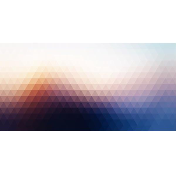 abstrakter bannerhintergrund mit niedrigem polydesign 2005