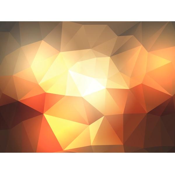 abstrakter polygonhintergrund 2402