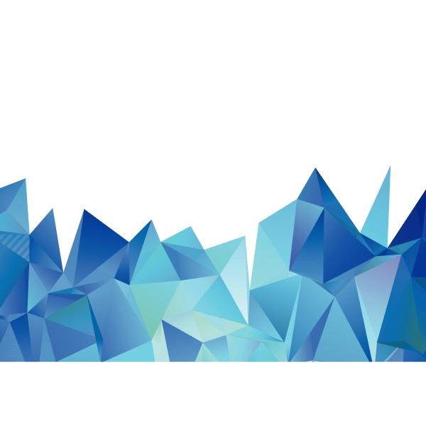 abstrakter hintergrund mit niedrigem polygeometrischem design