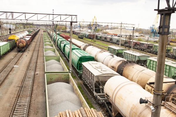 eisenbahninfrastruktur, -, güterbahnhof - 30611918