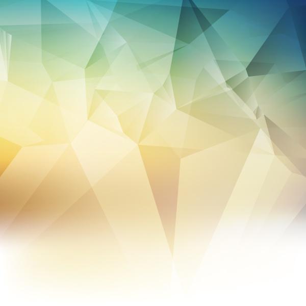 abstrakter hintergrund mit niedrigem polydesign