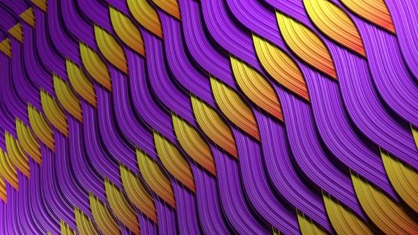 abstrakter, dynamischer, strukturierter, wellenhintergrund - 30647742