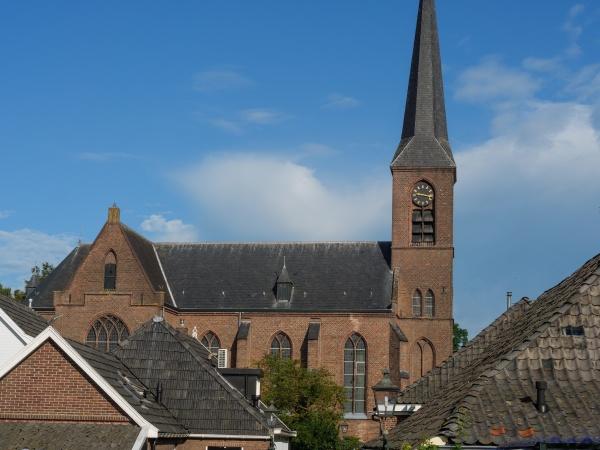 die stadt bredevoort in den niederlanden