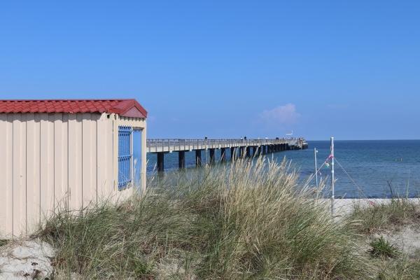 sonniges, strandleben, mit, einigen, menschen, in - 30719638