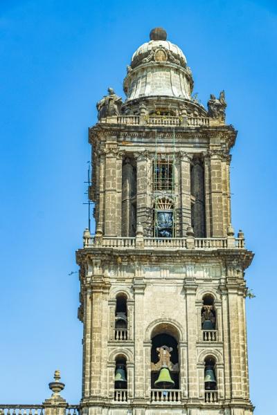kathedrale von mexiko stadt architektonisches meisterwerk
