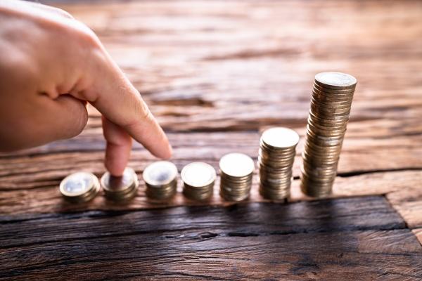 geldanlage und sparschritte geschaeftskredit