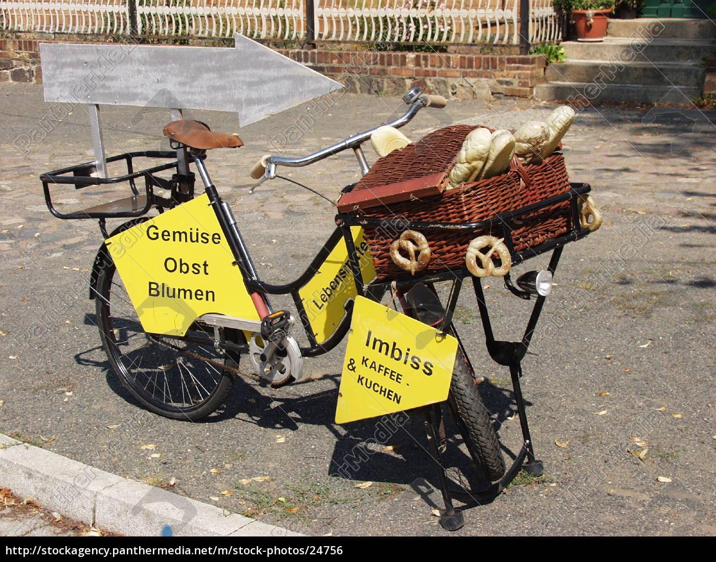 Fahrrad Vom Lande Lizenzfreies Foto 24756 Bildagentur