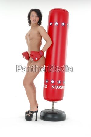 anka lady knockout
