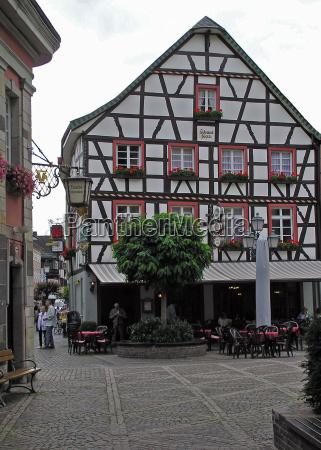 fachwerkhaus in ahrweiler