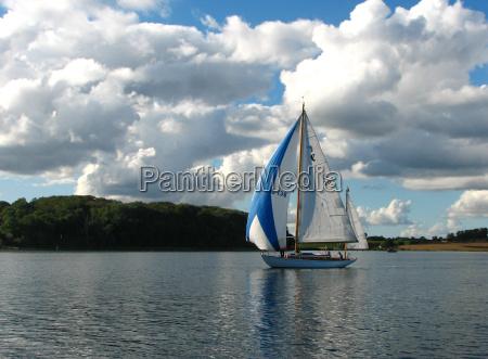 blue summer summerly sail blank european
