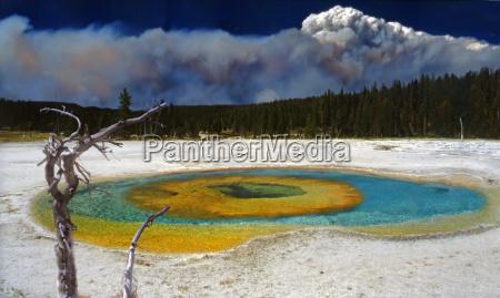 yellow stone inferno 1