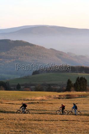ciclismo en el rhoen