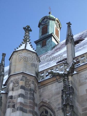 muenster clock tower
