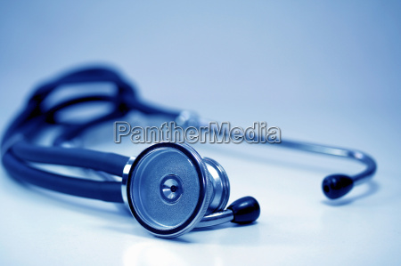 stetoskop iv blau