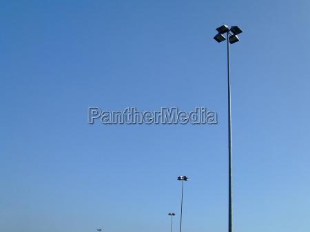 parkplatz beleuchtung