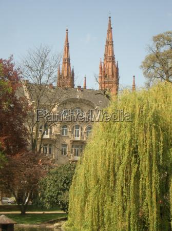 wilhelmstrasse und marktkirche nik 26