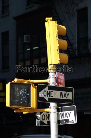 schild signal zeichen detail stadt metropole