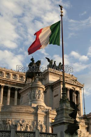 denkmal monument tourismus wolke rom roma