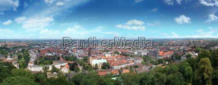 bielefeld, panorama, 02 - 344630