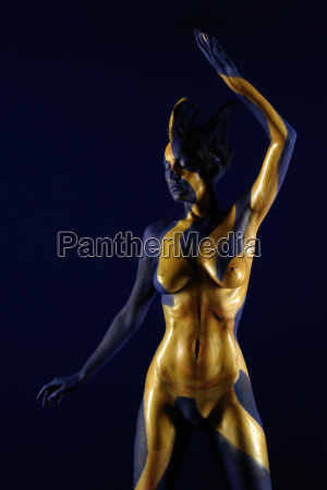 golden torso